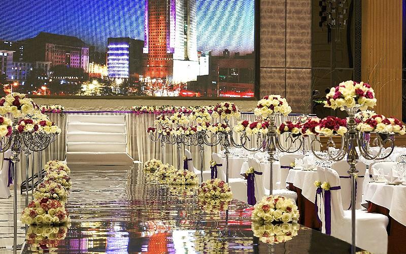 长沙结婚喜酒酒店