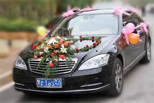 2021结婚婚车租车价格