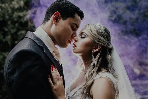 结婚告白男方誓词简洁 婚礼结婚誓词男方