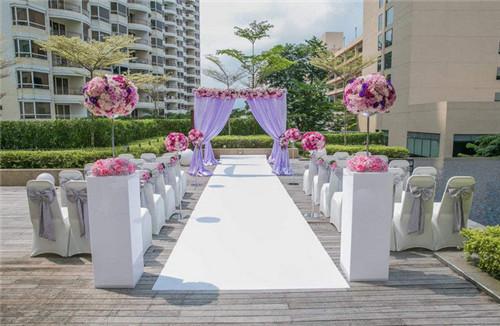 滑县户外婚礼吃饭怎么办 滑县2019户外婚礼多少钱