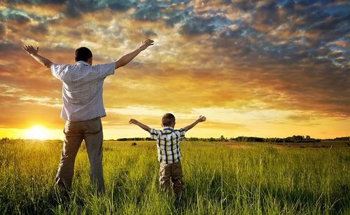 父亲节对爸爸感恩的话 父亲节感恩的话给爸爸