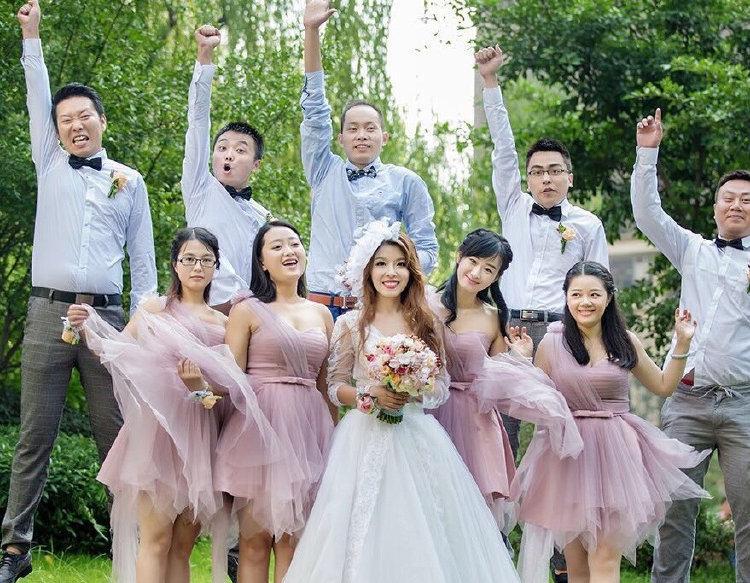 结婚伴娘可以找已婚的吗 伴娘找已婚的会怎么样