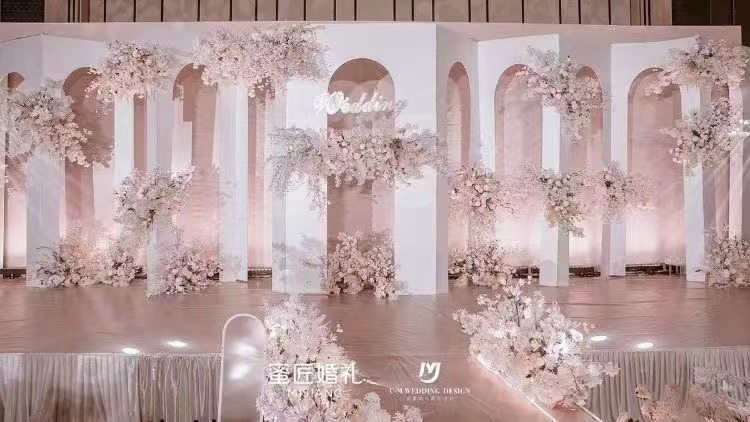 竹溪婚礼现场布置要多少钱 竹溪婚礼策划大概多少钱