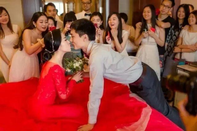 婚礼堵门游戏可以玩些什么 有创意的结婚堵门游戏