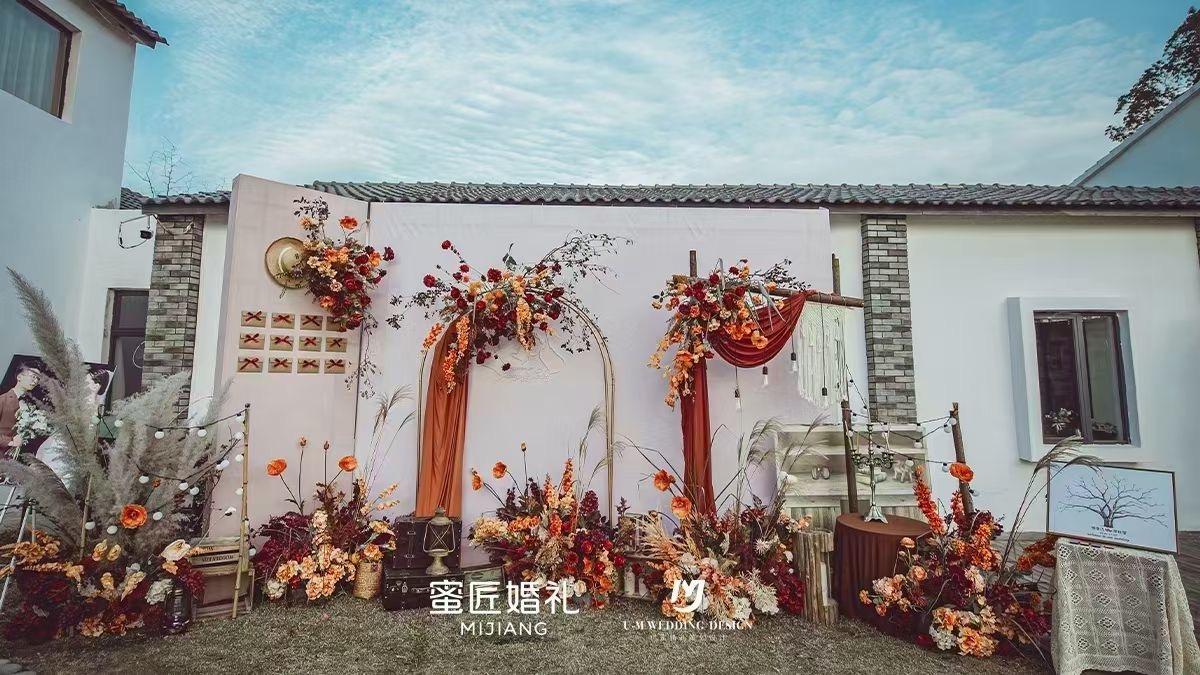 娄底简单的户外主题婚礼策划 娄底一场户外婚礼多少钱
