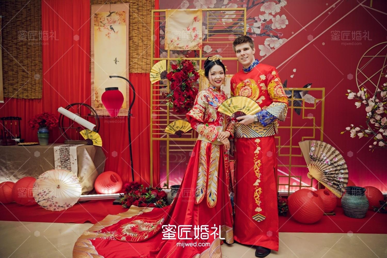 中式婚礼流程