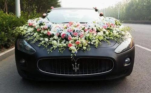 结婚婚车一般用什么车