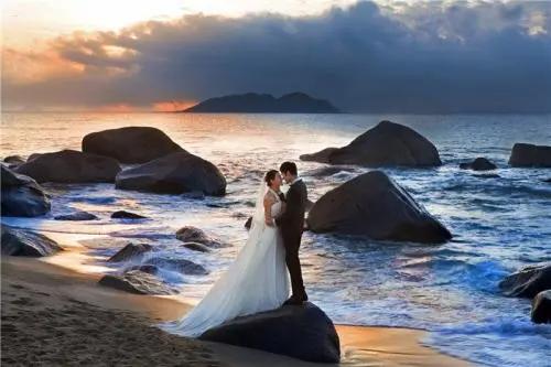 适合拍婚纱照的地方 婚纱照去哪拍