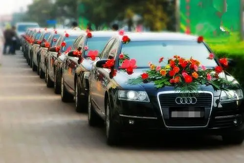 婚车价格怎么收费 婚车一般怎么收费
