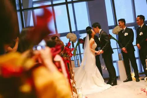 婚礼流程全部过程详细
