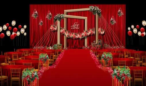 婚礼现场布置大概需要多少钱 布置婚礼现场多少钱