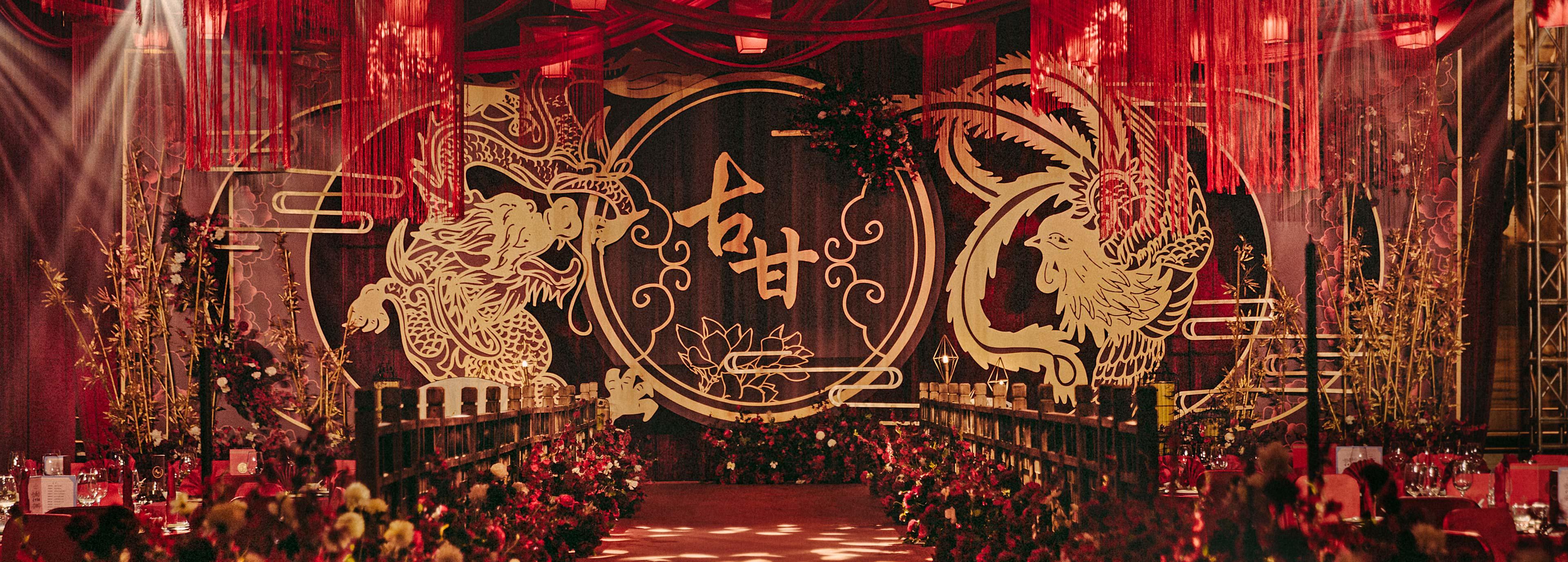 桂东婚庆策划案例:一世·诺 | 广东 深圳