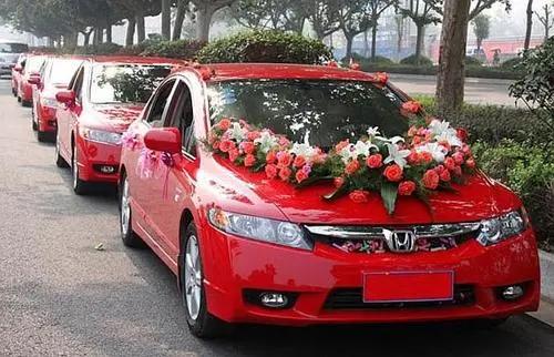 结婚婚车的禁忌有哪些