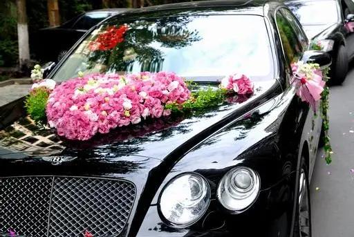 现在结婚婚车都用什么车