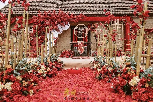 农村婚礼如何布置漂亮