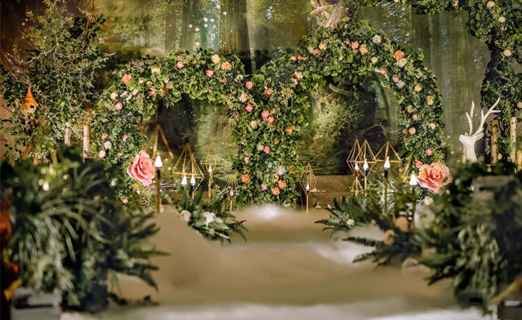 太和县婚庆套餐仙境小筑