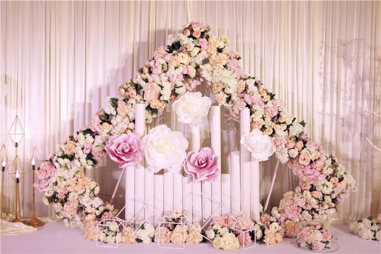 金溪县婚礼策划方案:织暖