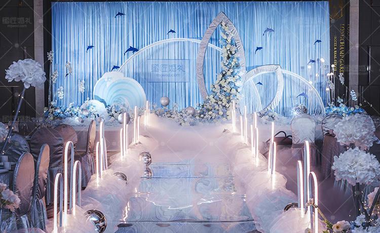 邻水县婚庆案例:阿达拉的梦