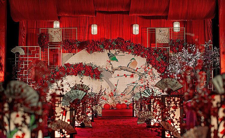 枣庄市婚礼策划方案:鹊悦