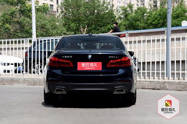 渑池县一台宝马5系+5台宝马三系婚车租赁