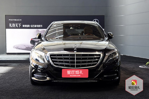 淅川县迈巴赫奔驰S400婚车租赁1