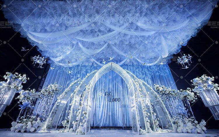 新乡婚礼策划方案:璀璨时光