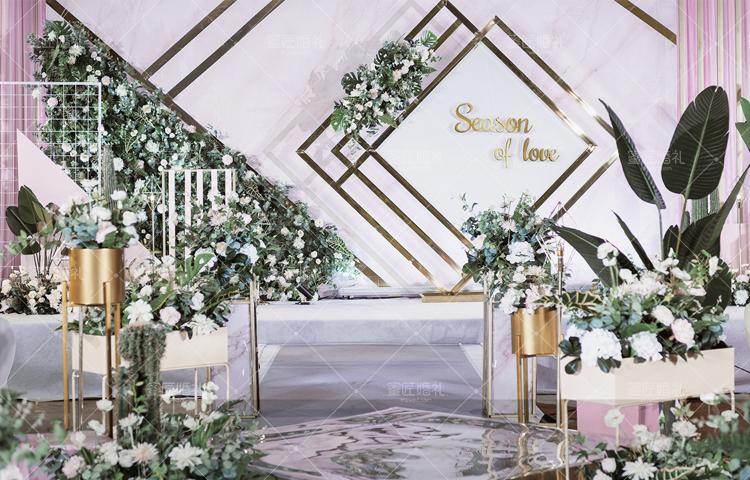 汨罗婚礼策划方案:夏日IN趣