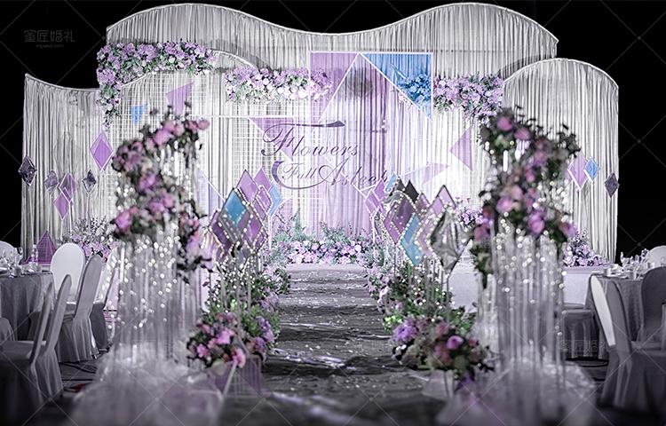 贵阳婚礼策划方案:繁花入梦