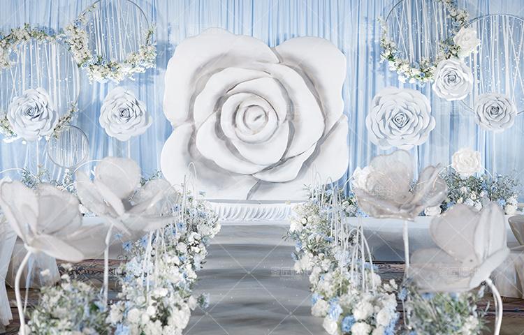 汨罗婚礼策划方案:Rose Only