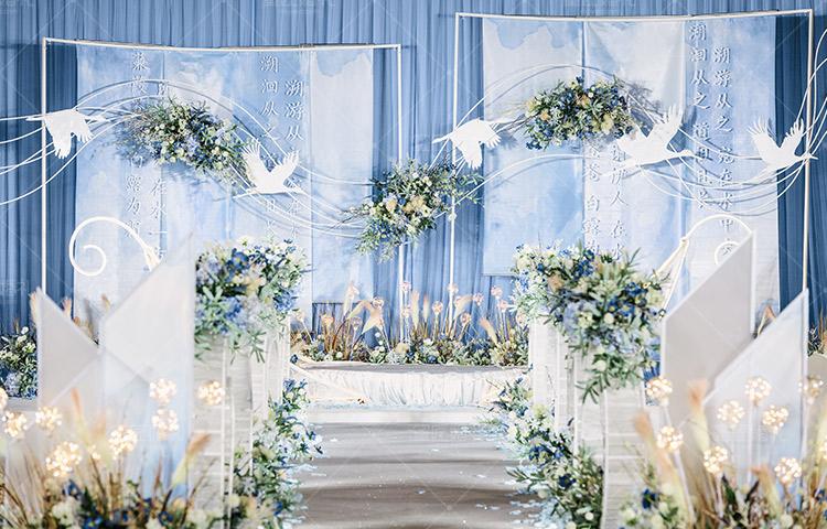 佛山婚礼策划方案:在水一方