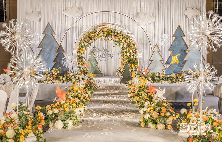 长沙婚礼策划方案:如风