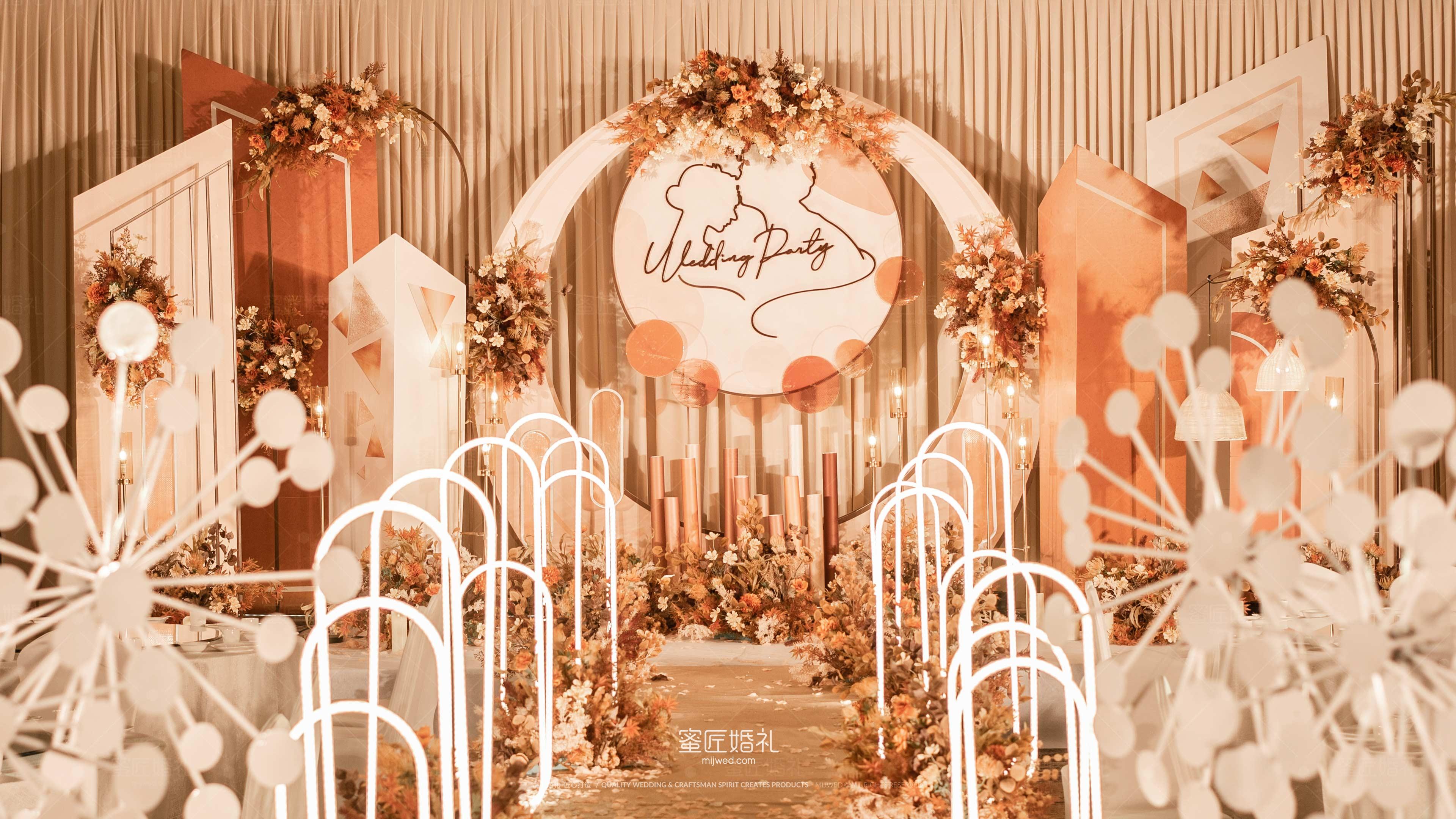 哈密地区婚礼策划方案:You & Me