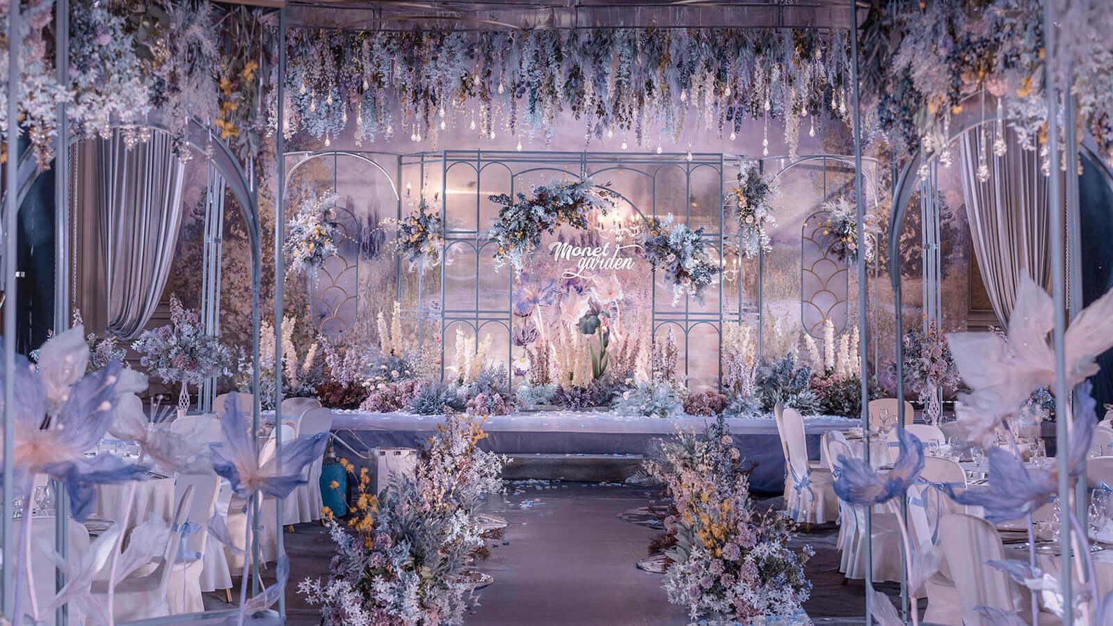 新泰市婚礼策划方案:莫奈