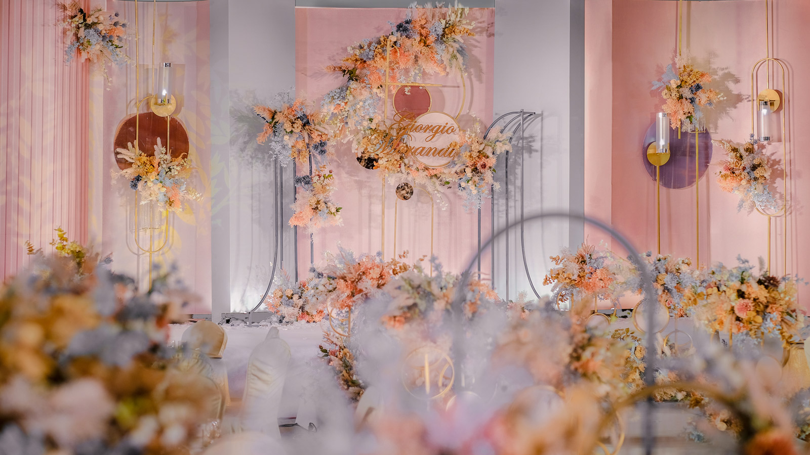 芜湖县婚礼策划方案:莫兰迪爱情哲学