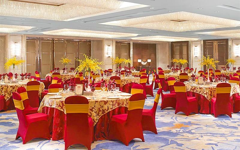 深圳香格里拉大酒店婚宴预订