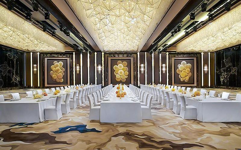 瑞吉酒店婚宴预订