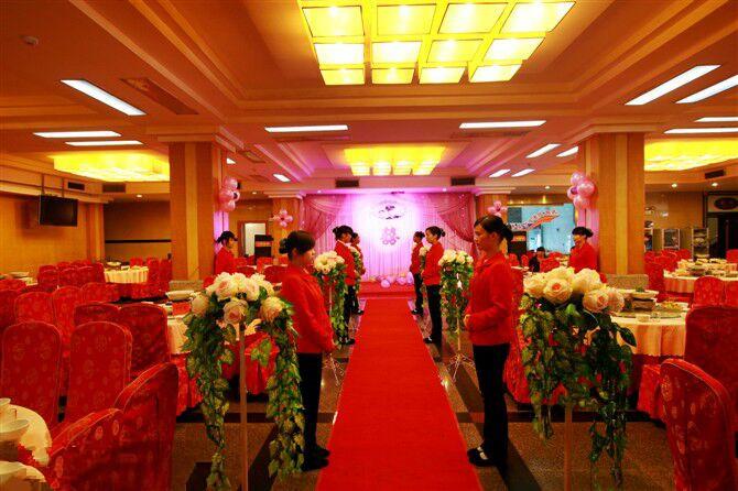 金穗宾馆婚宴预订