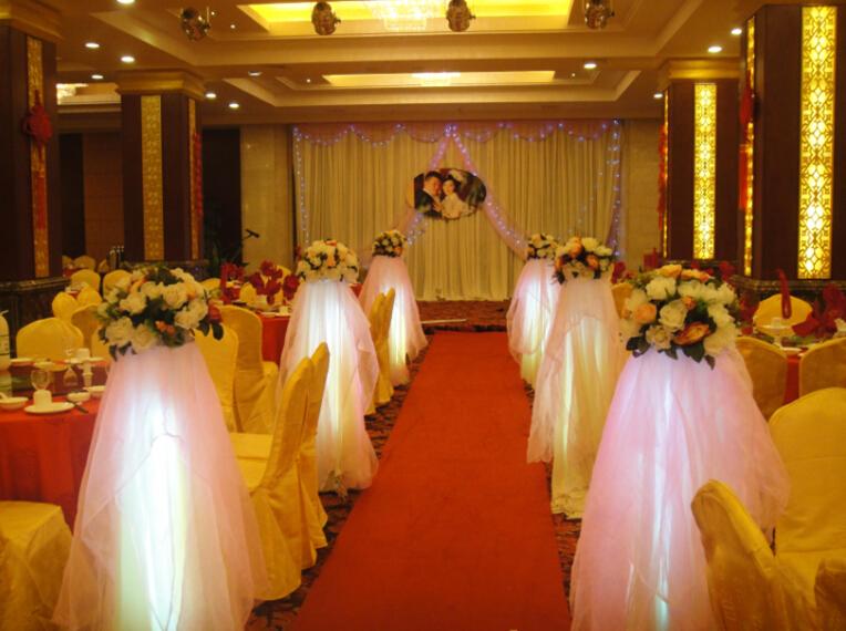 煌族国际大酒店婚宴预订
