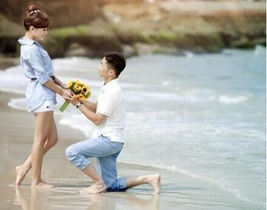 求婚的话真实点的浪漫 求婚的话简短一点的