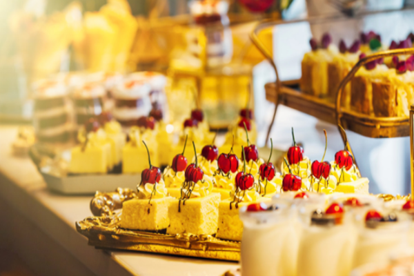 婚礼甜品台一般多少钱一套 甜品台一般怎么收费