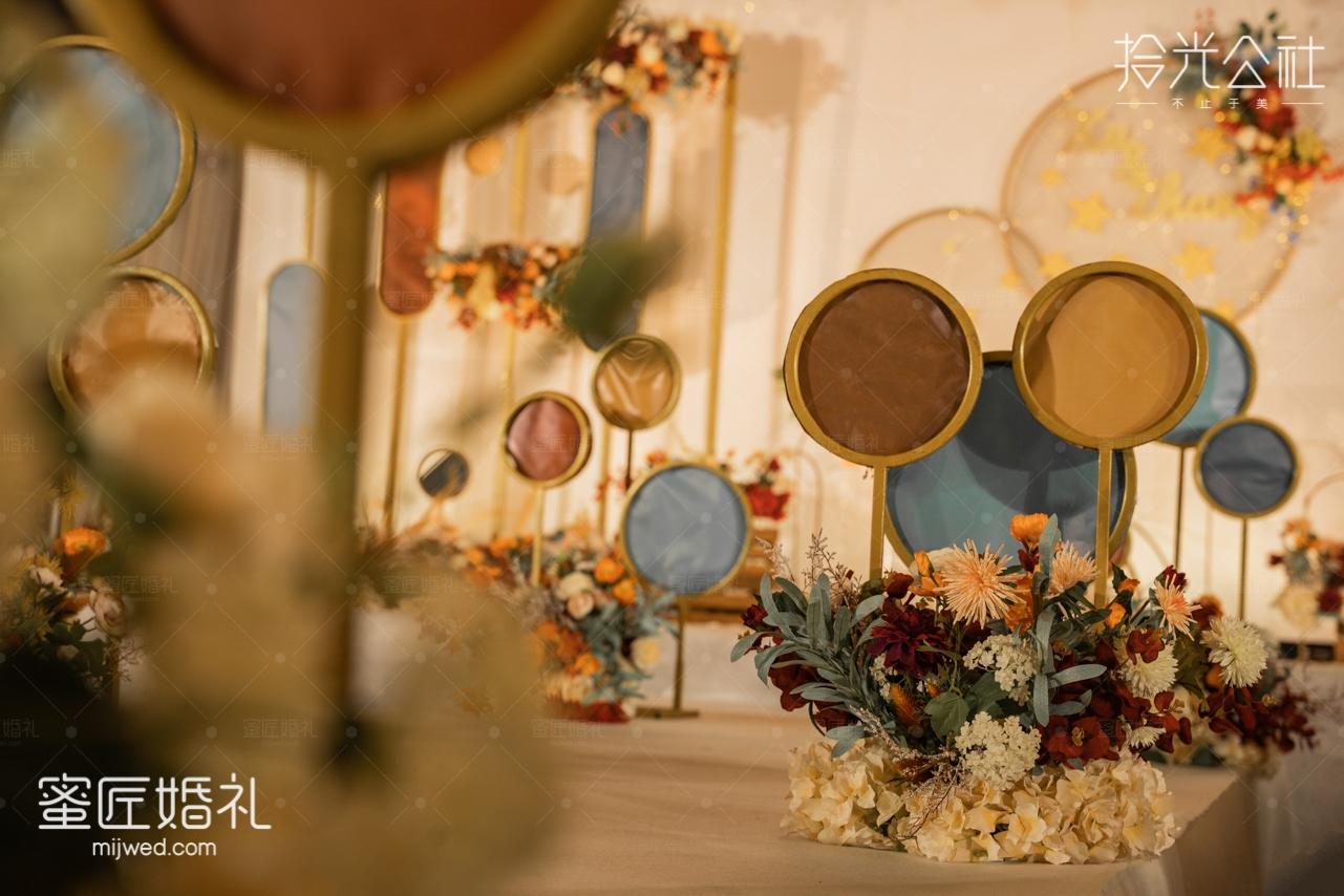 简约风格主题婚礼现场