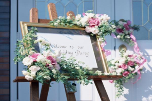 婚礼迎宾照片怎么选 婚礼迎宾海报有什么要求