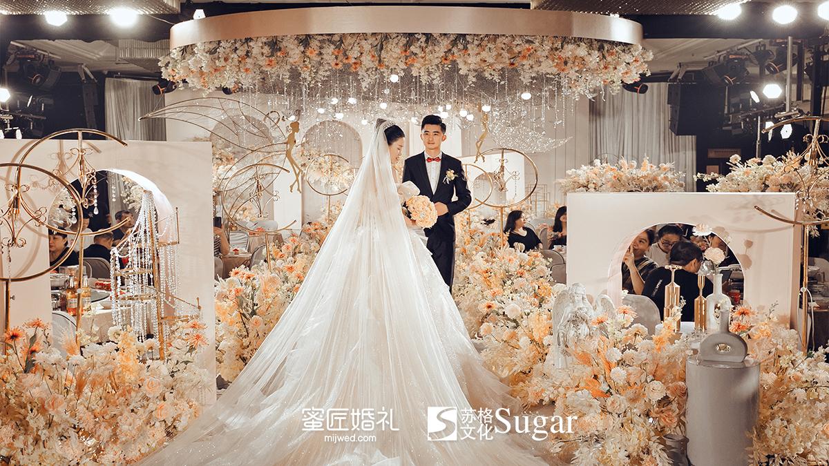 长沙高端婚礼主题布置