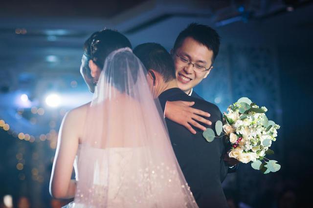 婚礼新娘对新郎说的话