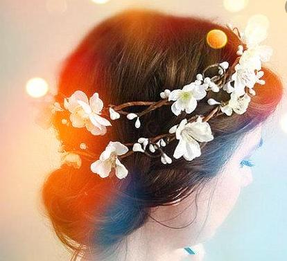 简单大气的新娘发型 适合脸大的新娘发型图