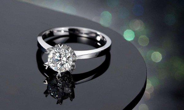 女订婚戒指戴哪个手指上