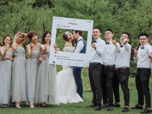 婚礼短片简短文案