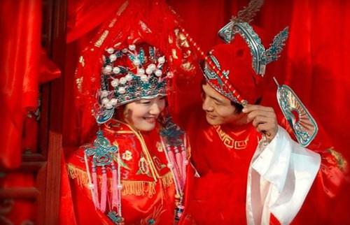 贵州农村结婚喊礼口诀
