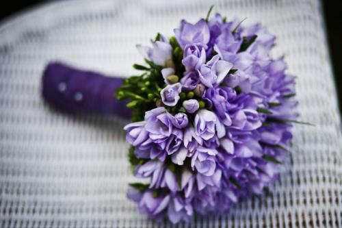 人生接到手捧花